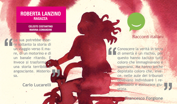 Intervista graphic novel Roberta Lanzino - ragazza