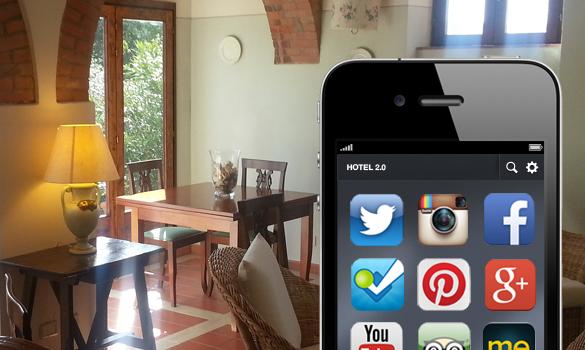 Hotel Villa Acquaviva e Social Media