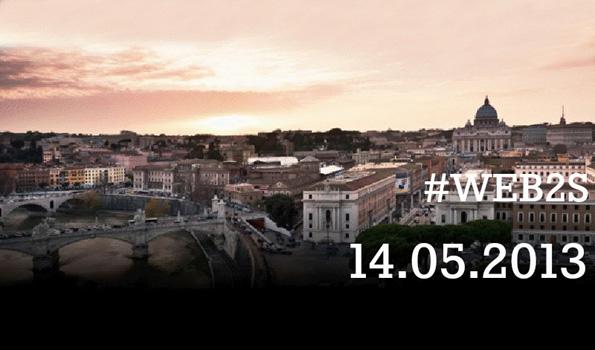 La conferenza Web2Society (Roma, 14 maggio 2013)