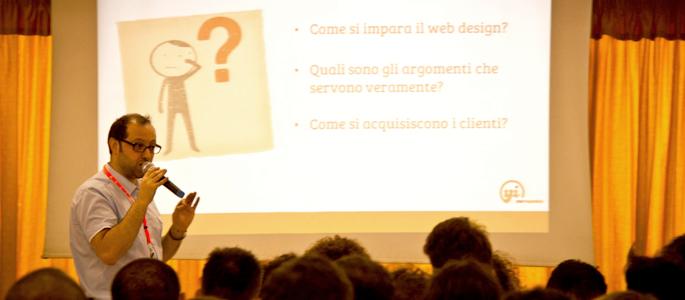 Seminario web designer freelance - Nando Pappalardo