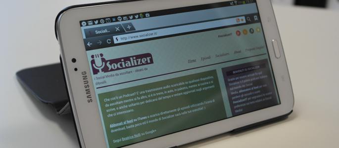 Socializer - i Social Media da ascoltare