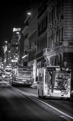 Immagine della Mostra Roma Noir