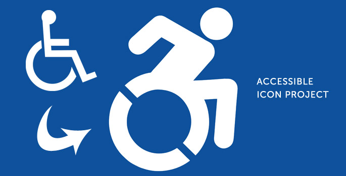 Accessible Icon Project - Sara Hendren, Brian Glenney