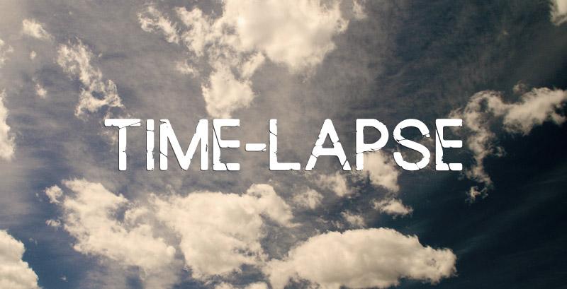 Time-lapse fotografia