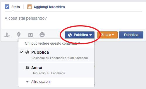 Privacy Facebook