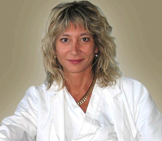 La Dott.ssa Luciana Baroni